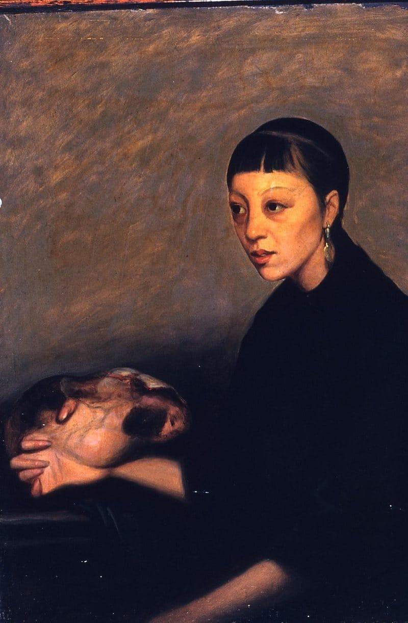 Lam Qua's Portrait Number 6. YALE UNIVERSITY