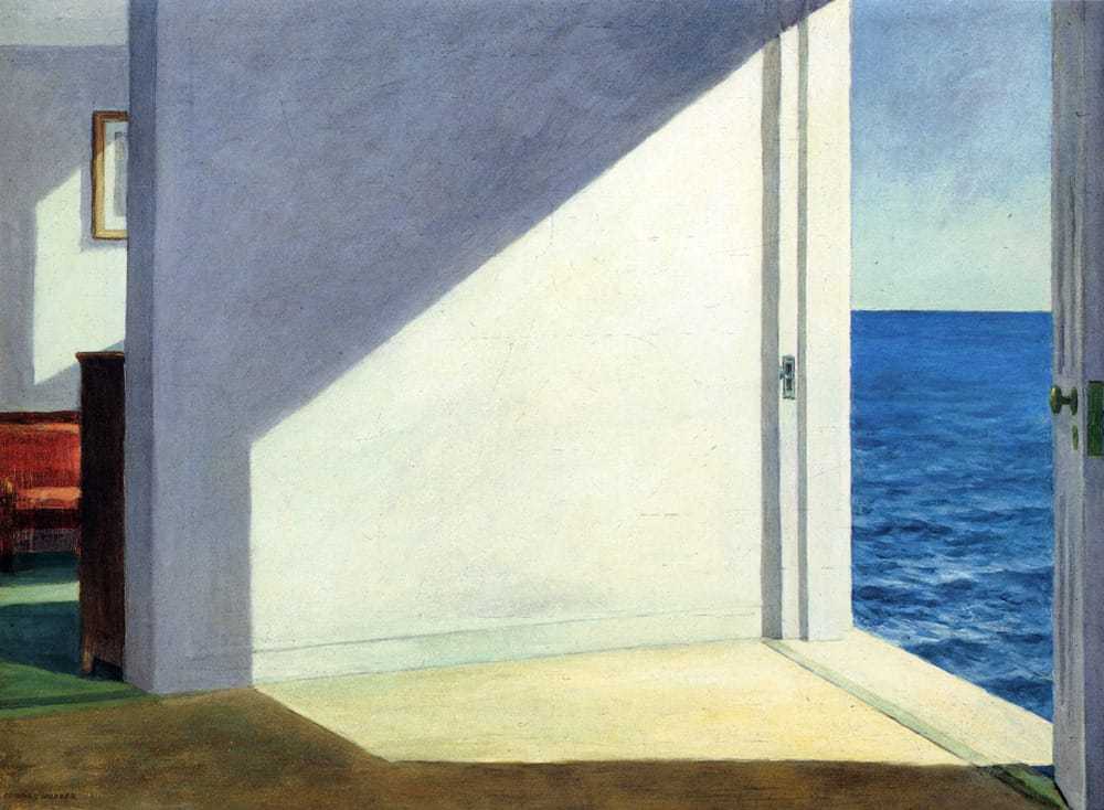 Room By The Sea, 1951