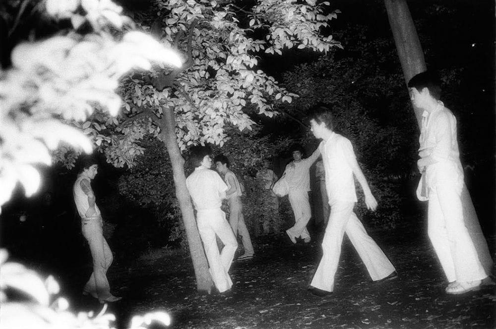 """Kohei Yoshiyuki, """"The Park"""", 1973"""