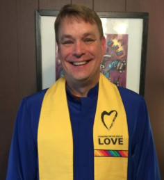 Rev. Chris Jimmerson  is co-pastor at  First Unitarian Universalist Church of Austin . He writes and preaches often about his love of the environment and is a leading advocate for immigrant and LGBTQ rights. Check out other works by Chris  here .