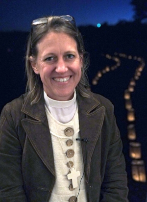 """Rev. Carmen Retzlaff  is pastor at   New Life Lutheran Church  in Dripping Springs, TX. This month Carmen was also  featured  on the blog  Radical Discipleship  with her blog """" Wild Lectionary:There is No New Water. Living Water is Life-Giving Water .""""Carmen is also a regular contributor to AllCreation. See more of her writings  here ."""