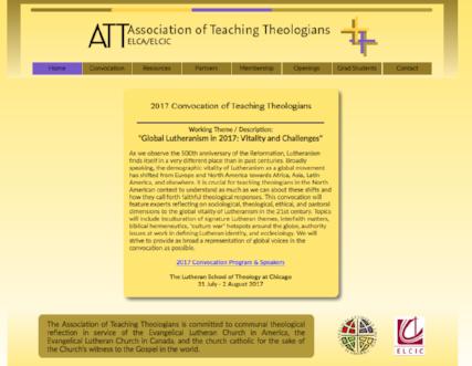 TeachingTheologians.org