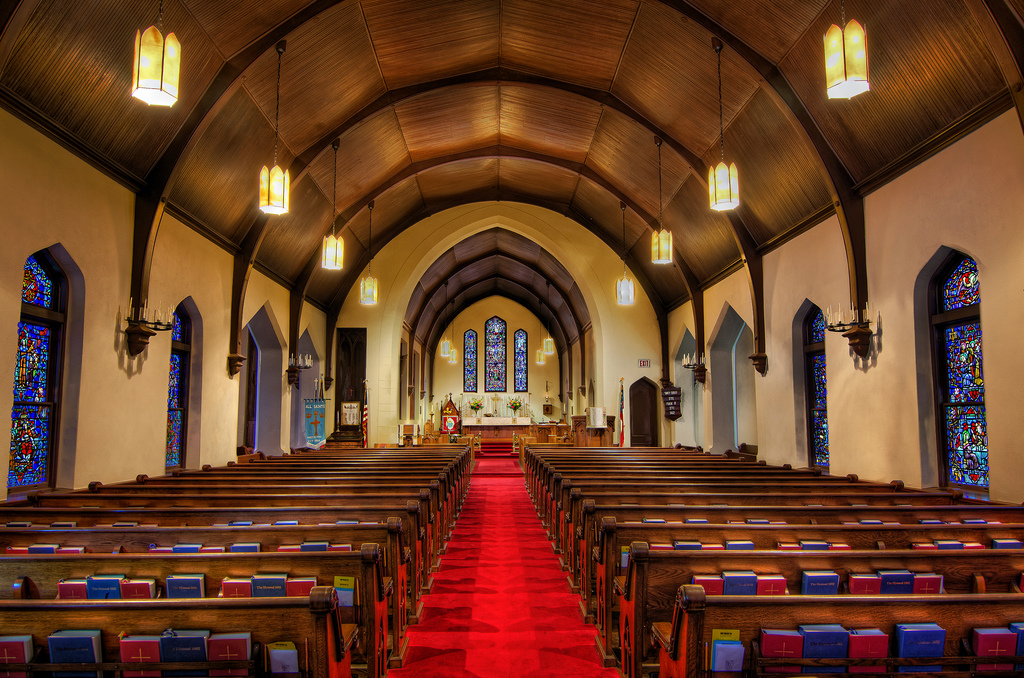 Rev. Dr. Stephen Kinney  is Exec. Dir. at  The Front Porch , an innovative community conversation series, a pastor at the historic  All Saints Episcopal Church  in Austin, TX (pictured above), and President-elect at  Interfaith Action of Central Texas .