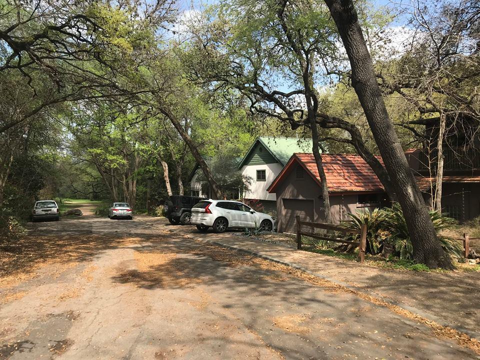 Forest neighborhood, Austin.