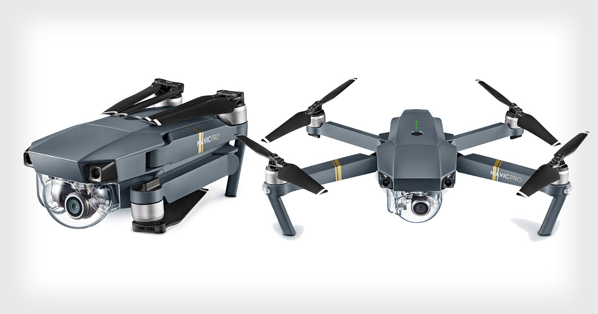 DJI MAVIC PRO - COMING SOON