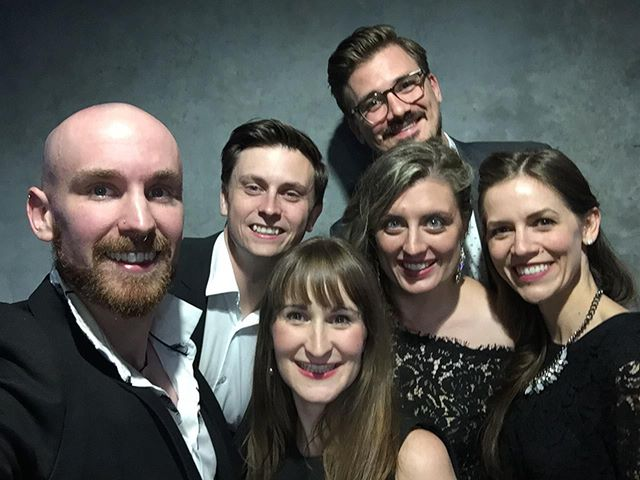 Hometown concerts with @ganzacappella ❤️ It was so special (and quite the emotional roller coaster!) to sing at the @chambergallery & @thepianochristchurch. Thanks to everyone who made it to one of the concerts and for all the love. Tomorrow it's onto Noosa before our last concert in Brisbane ❤️#ganzacappella #homeiscallingtour2019 #rangiora #christchurch #newzealand #noosa #brisbane #australia #concerts #soprano