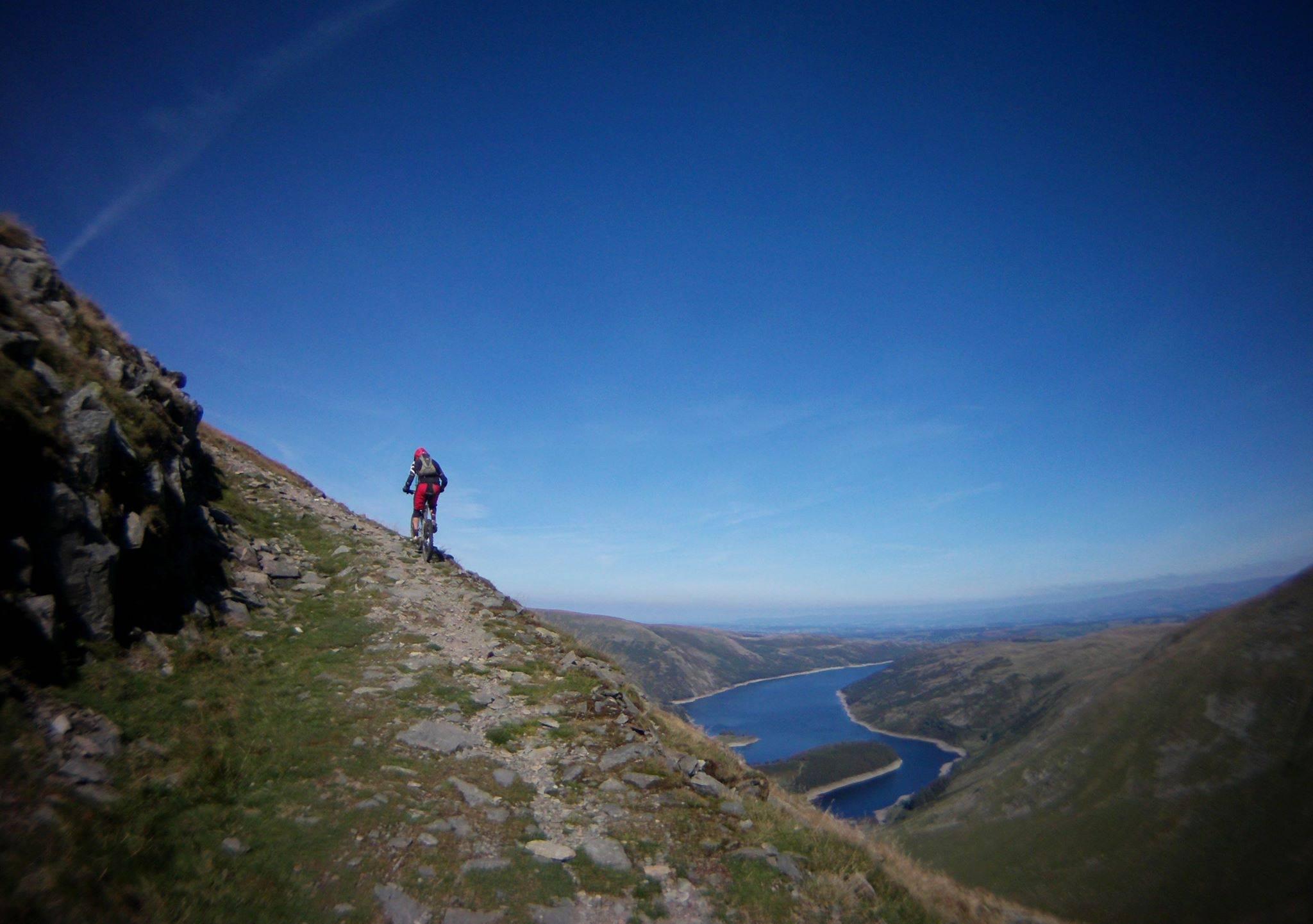 Lake District Mountain Biking