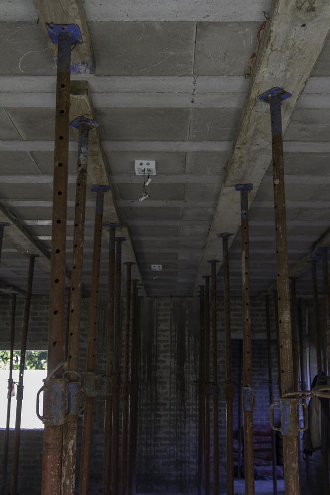 precast concrete slab manufactured by Cobute is interlocking