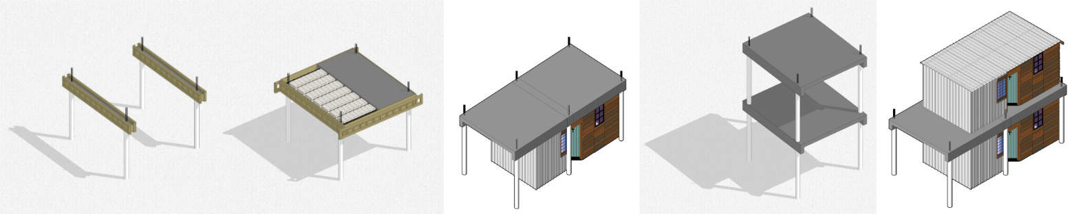 Plans for the Table Project. Image credit ©Hands of Honour,  Noero  Architect,  Bau  Collective