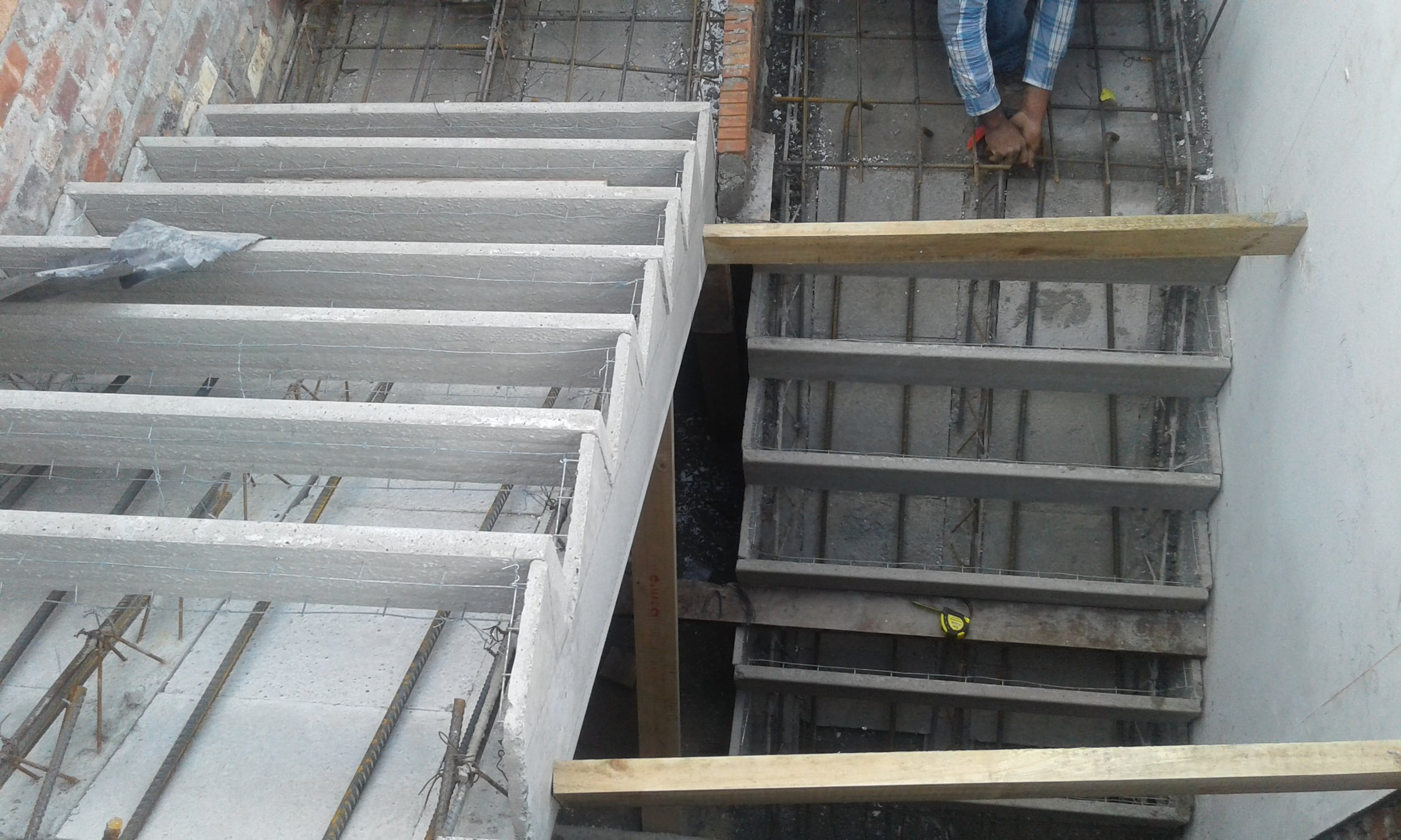 precast treads and risers