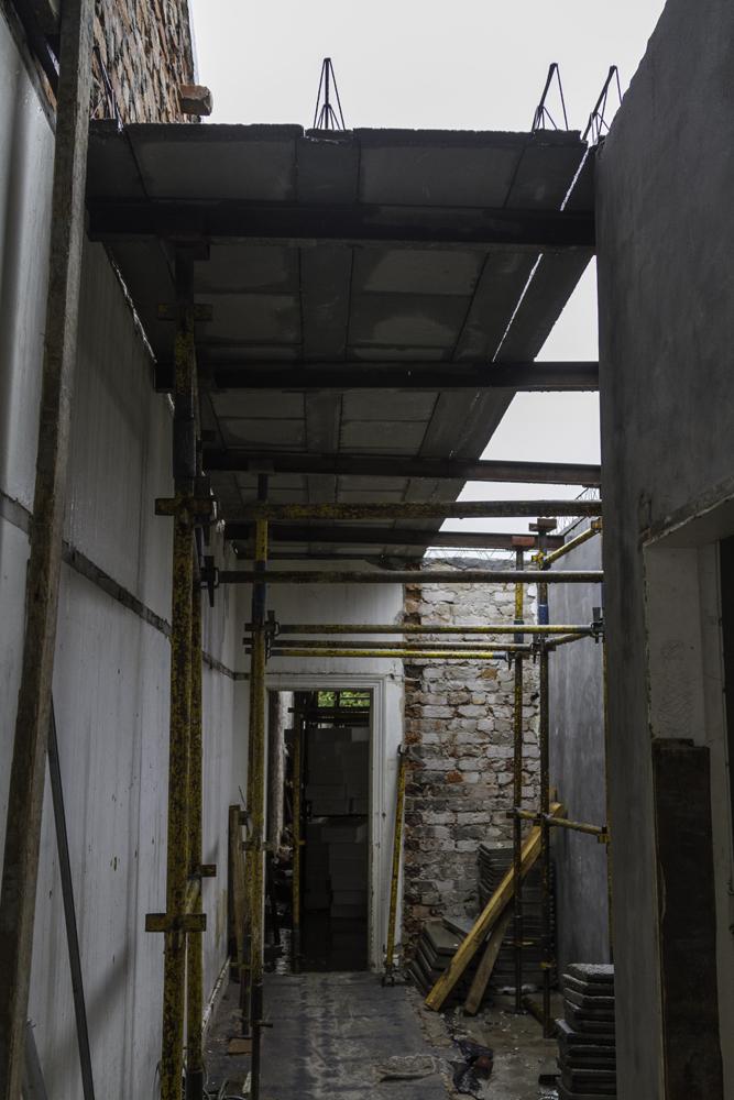 Cobute precast roof slab