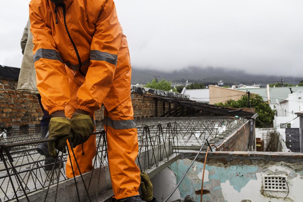 precast roof slab by Cobute