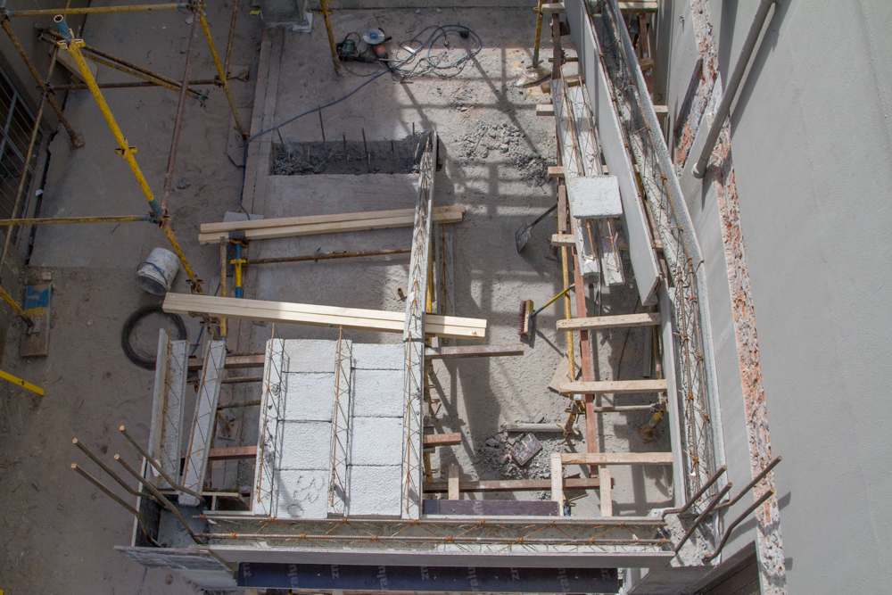 Cobute precast stairs and beams, commercial project, Parow.png