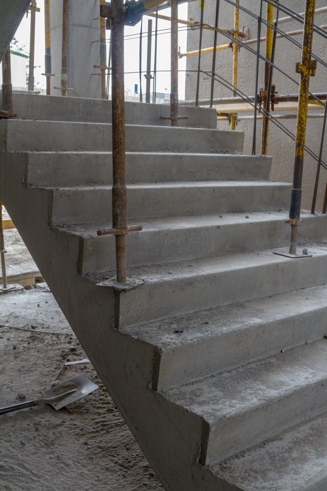 Cobute staircases after casting.png