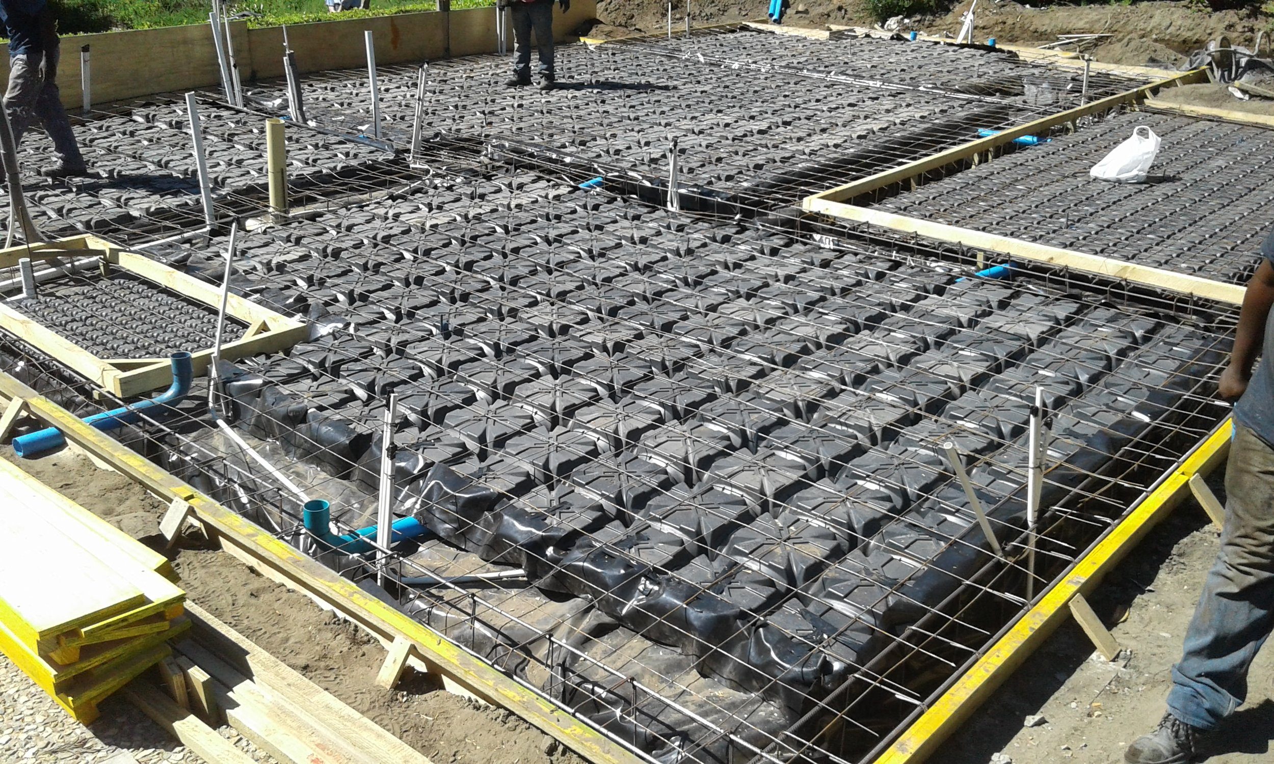 Modulo ventilated raft foundations ready for casting.jpg
