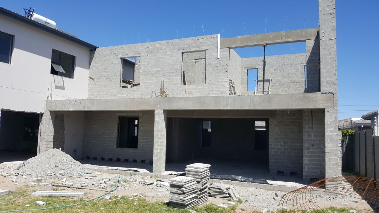 Cobute precast beams are one the main structural elements in these additions.