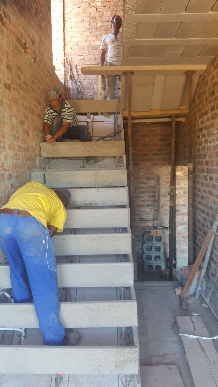 Cobute Precast stairs