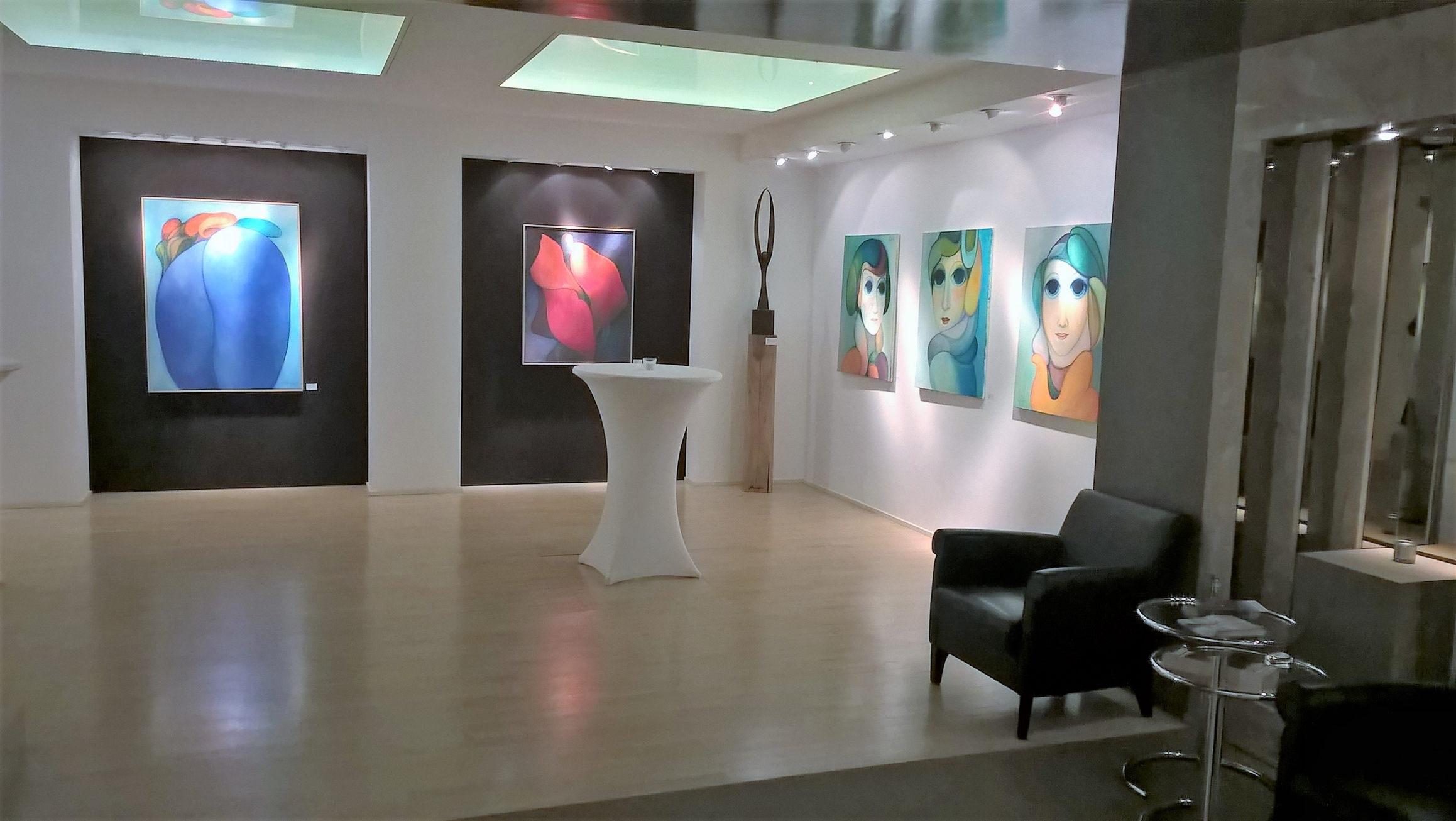 Reinhard Gäde Galerie Baumgartl Ausstellung 2017 1.jpg