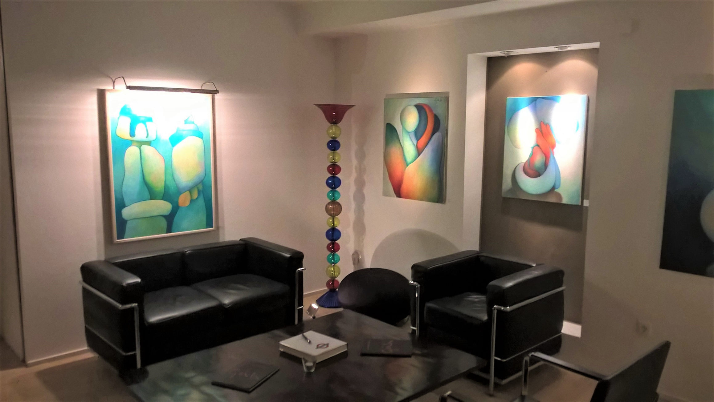 Reinhard Gäde Galerie Baumgartl Ausstellung 2017 4.jpg