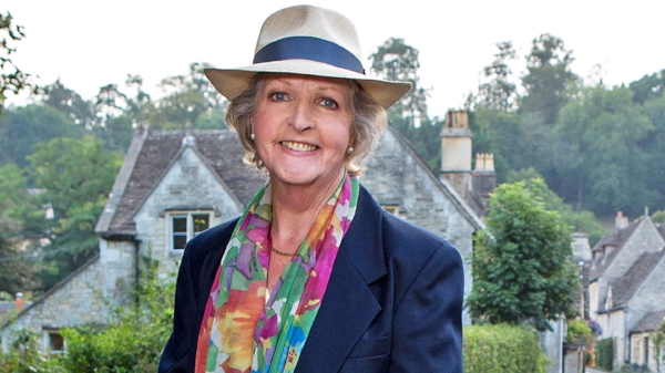 Penelope Keith is scouring the country the next few weeks to find the best village.
