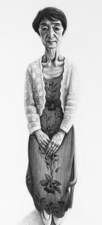 Survivor of the atomic bomb, Hiroshima (Ms.Fumie Minamoto)
