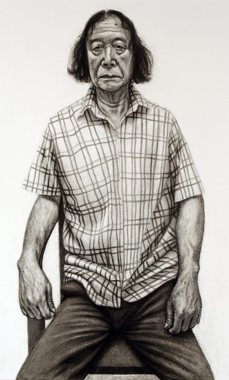 Survivor of the atomic bomb, Hiroshima (Mr.Masaka Kakuta)
