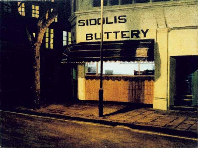 Sidolis Buttery