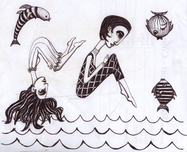 Fish Girls