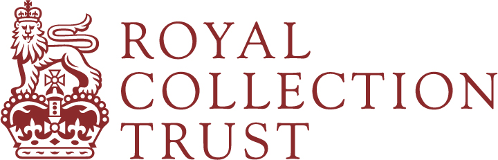 Information by The Royal Collection Trust about artist's D-Day Veteran portrait in their permanent collection (commissioned by HRH Prince of Wales).