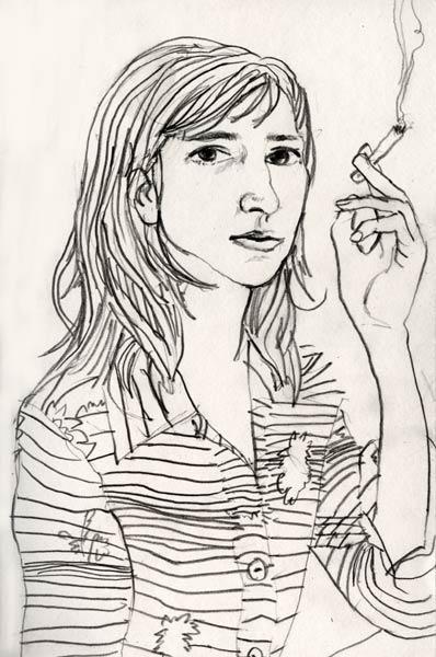 Smoking Hannah