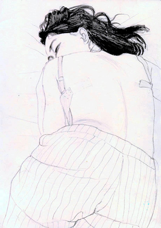 Lia Sleeping