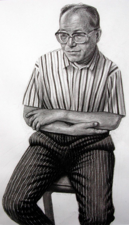 Survivor of the atomic bomb, Hiroshima (Mr.Mori)