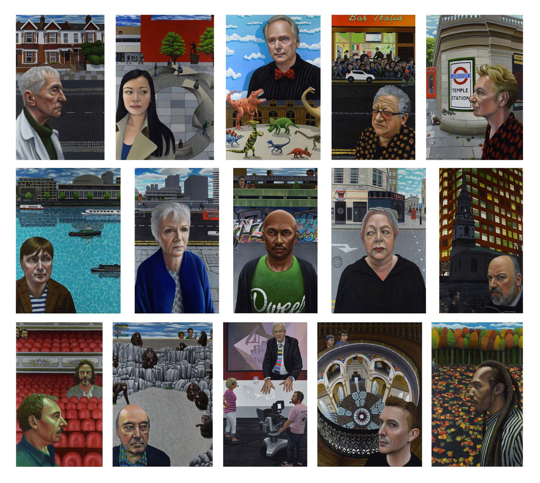 London Portraits