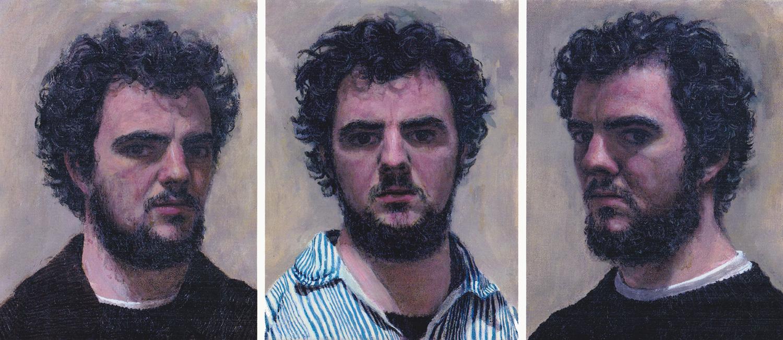 Self Portrait Triptych