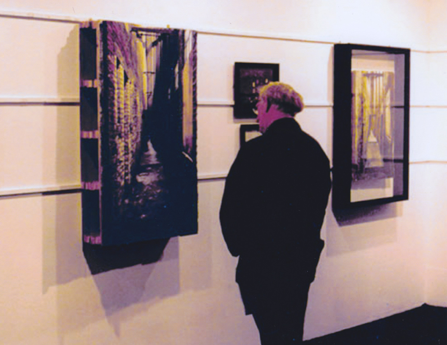 Sunday Times Watercolour Exhibition 1998.