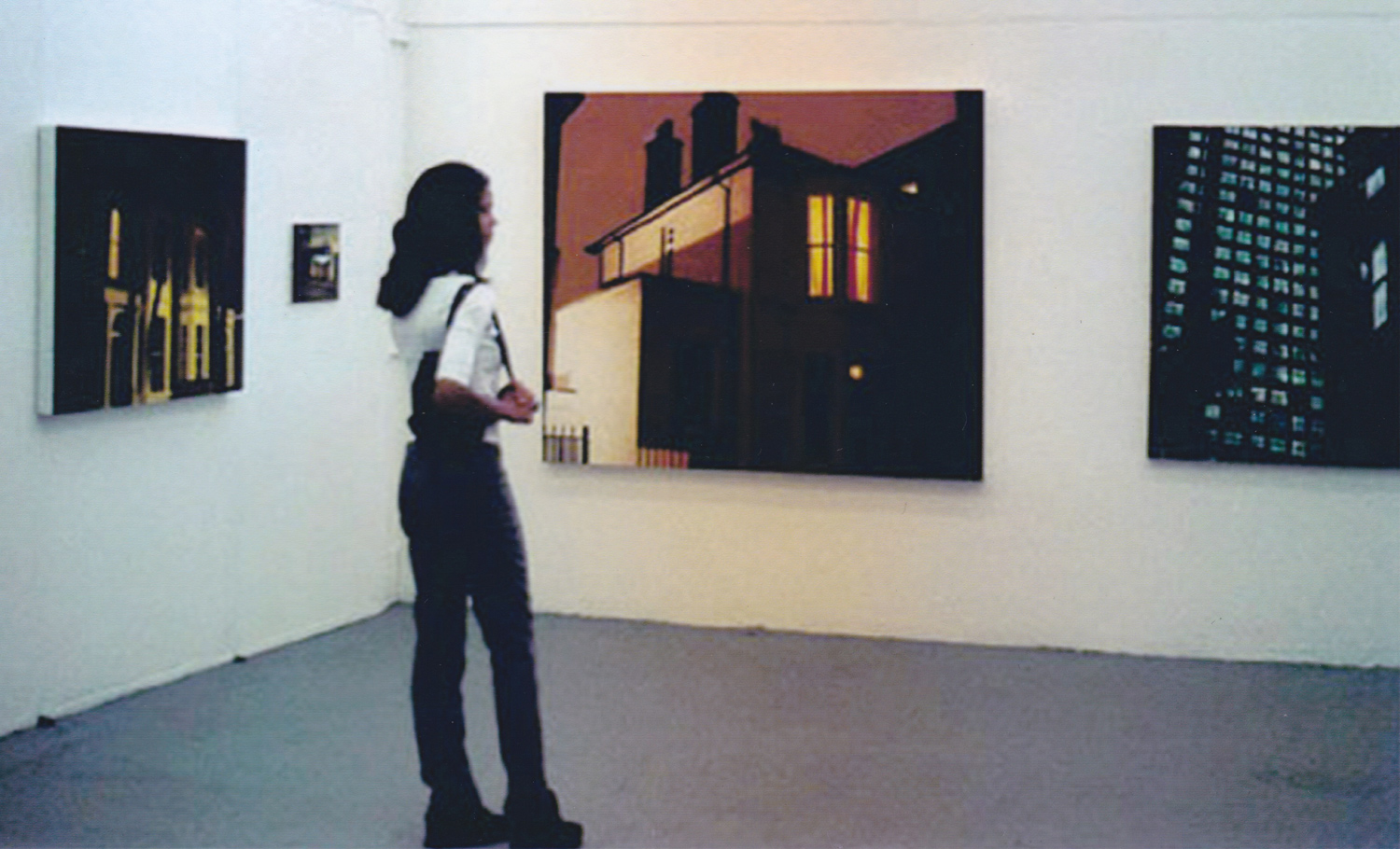 The Slade School of Fine Arts Graduate Exhibition 1999.
