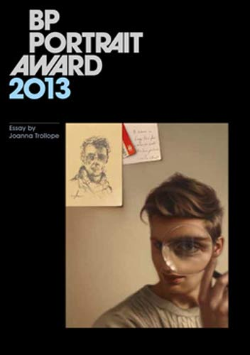 BP Portrait Award 2013 catalogue (BP Travel Award feature).