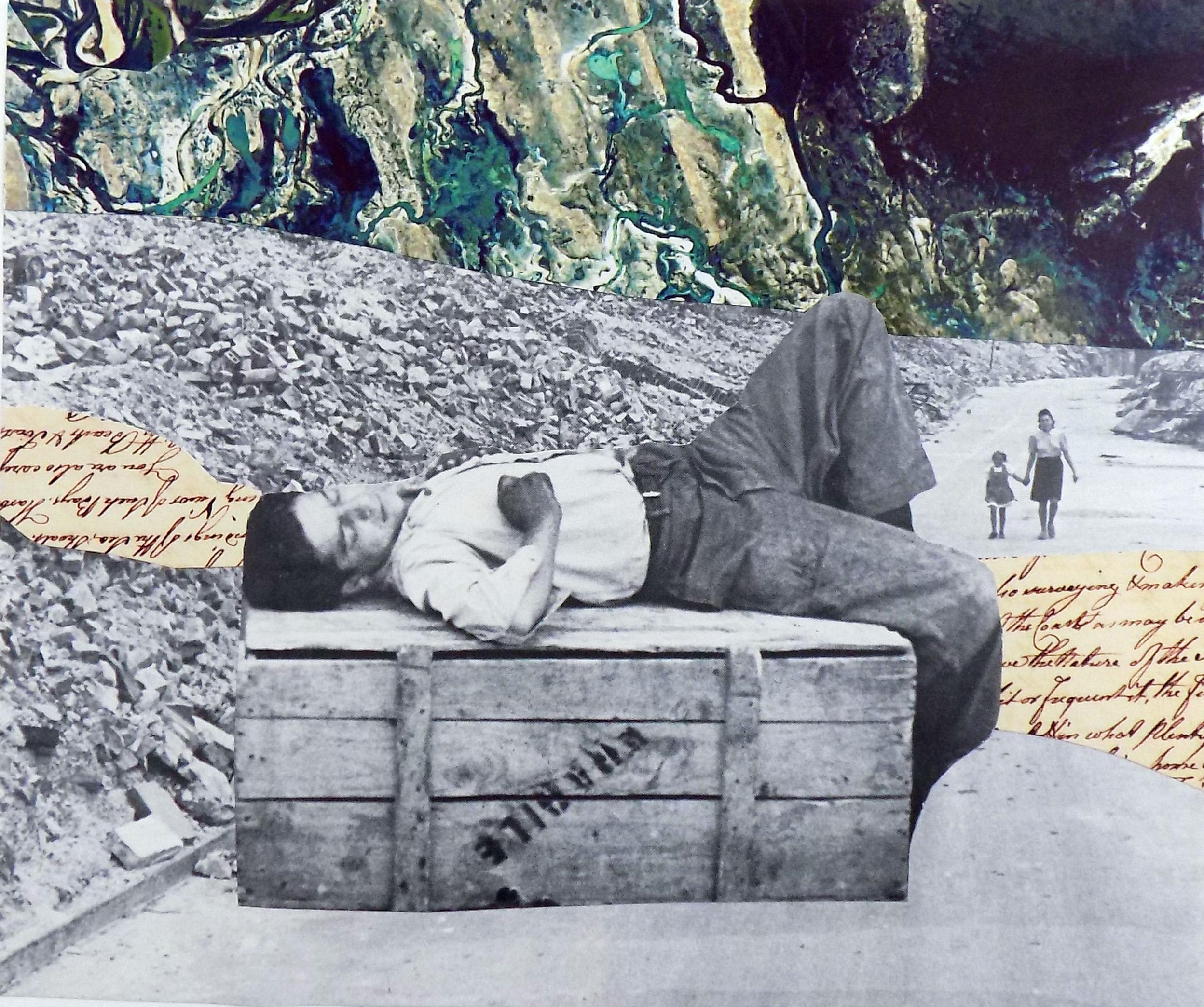 'resting ruin'
