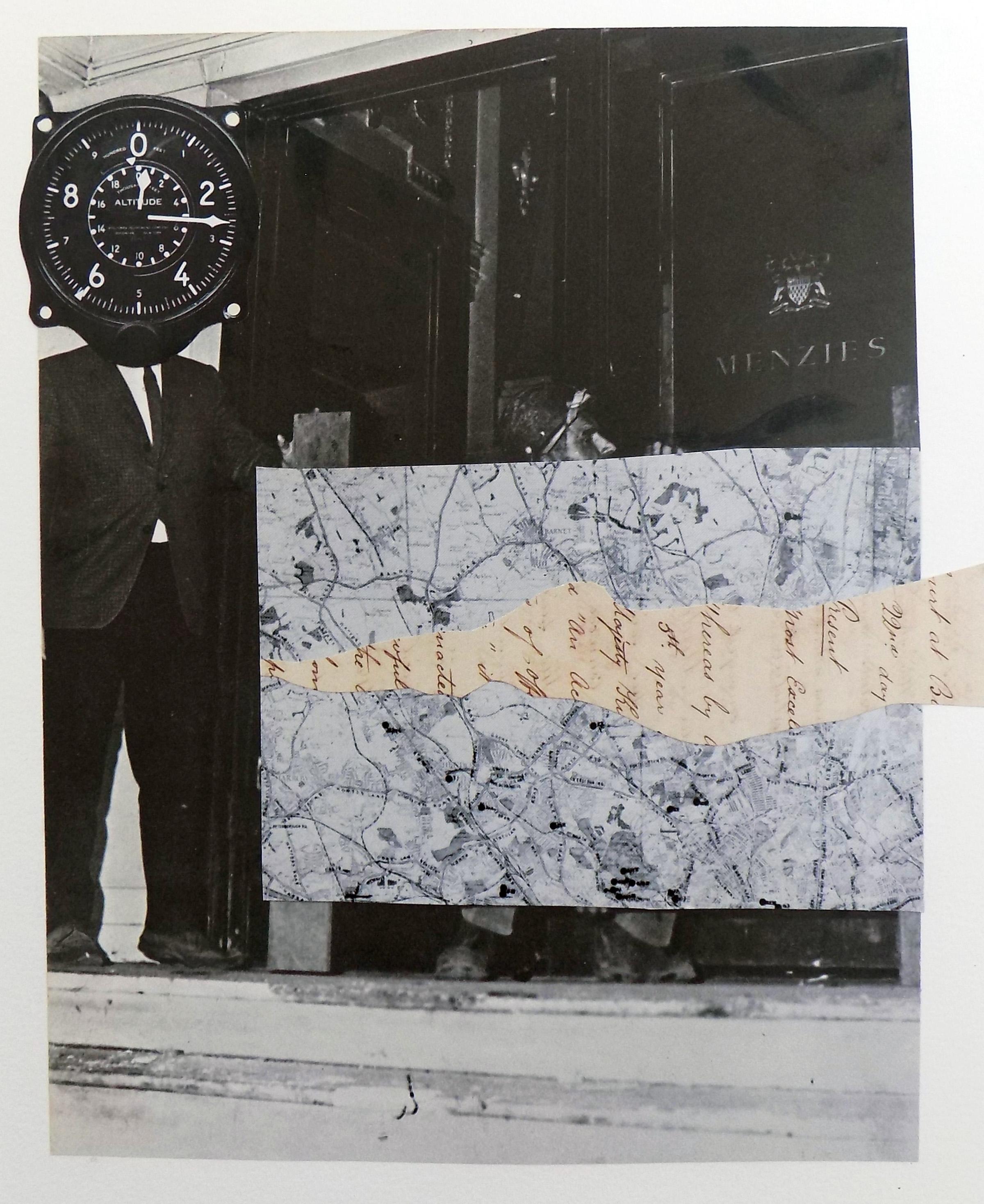 'clock head'