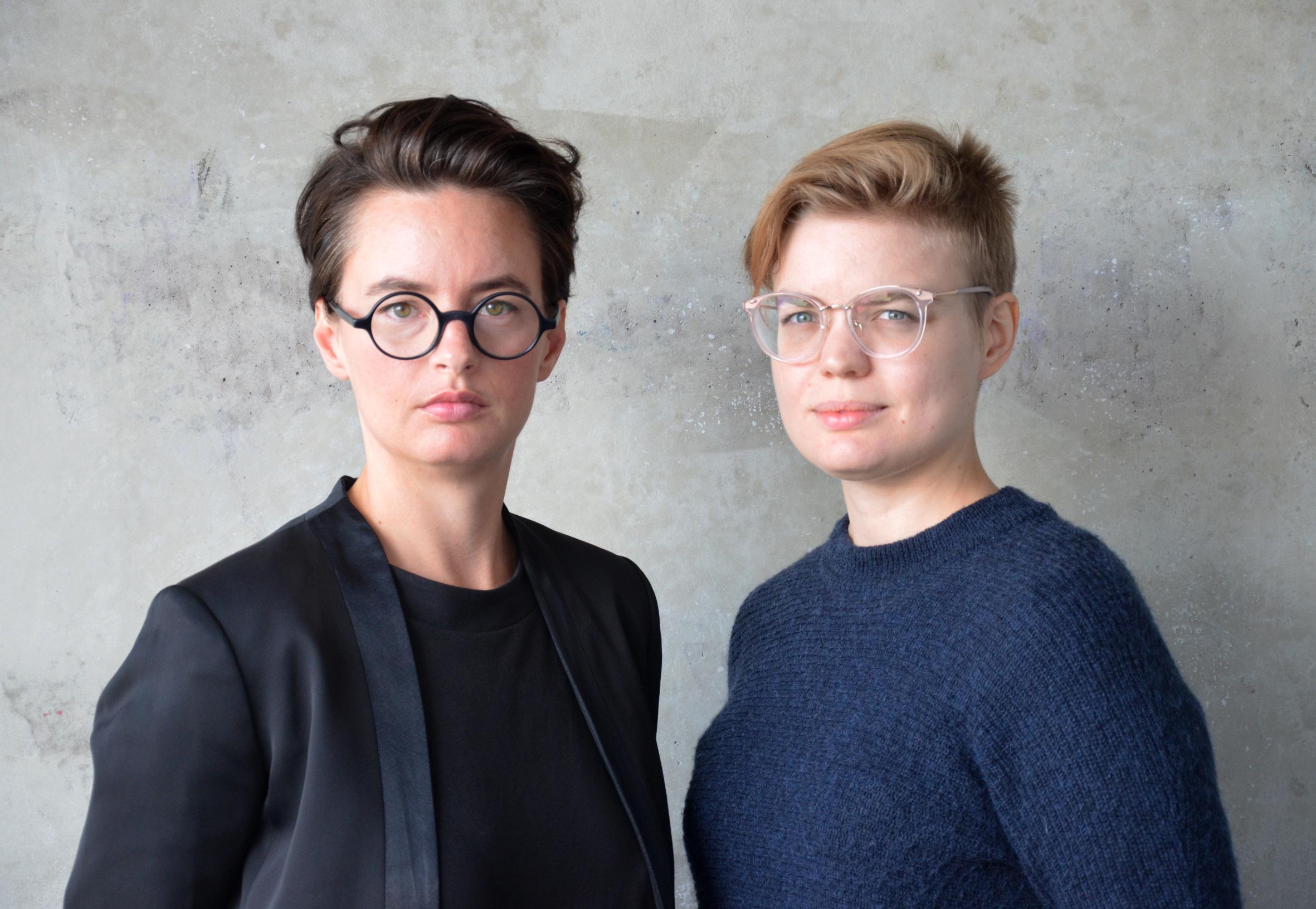 Frida Holmdahl och Anna Svanström  Student Ombudsman