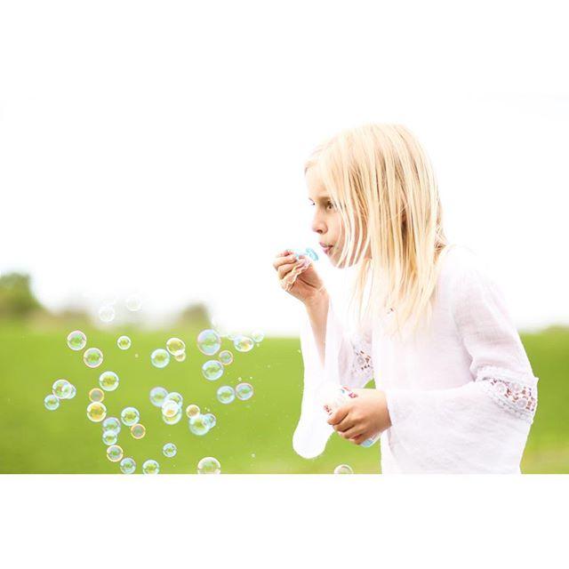 My sweet little lady. #bubbles 💨🛁