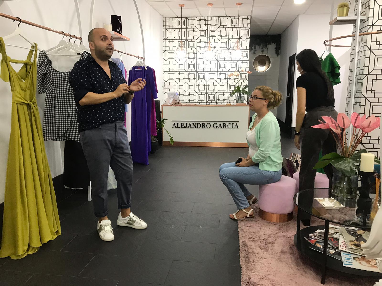 Alejandro García Store