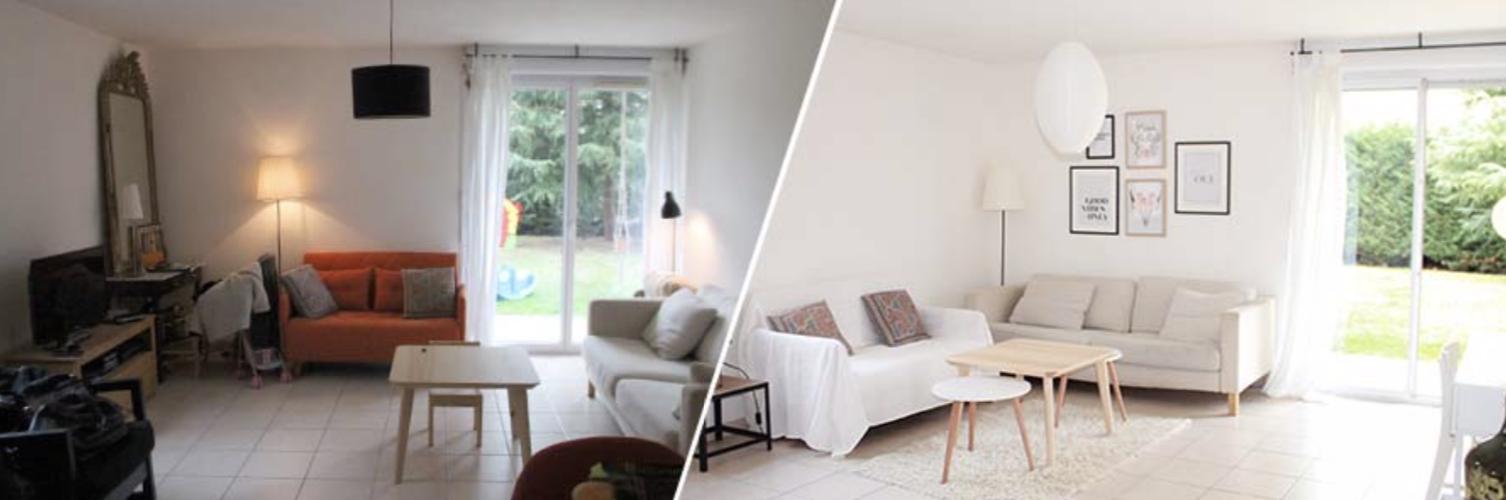 Cambio de imagen aprovechando los mismos muebles