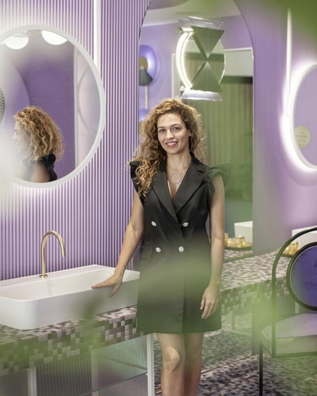 Violet Bliss fue el diseño más creativo en la Marbella Design Fair del 2019