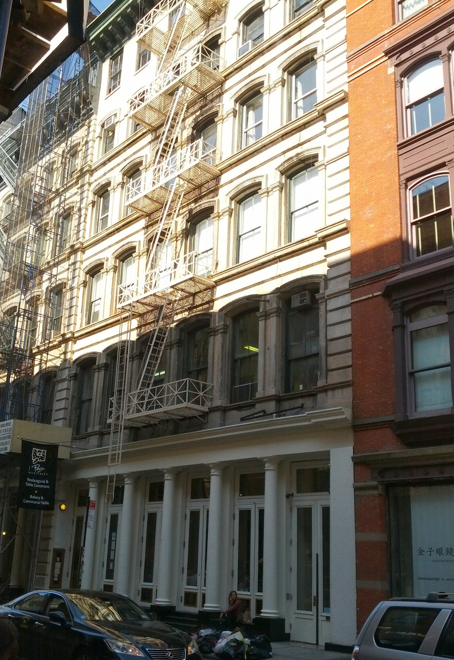100 Grand street, soho -  Leased