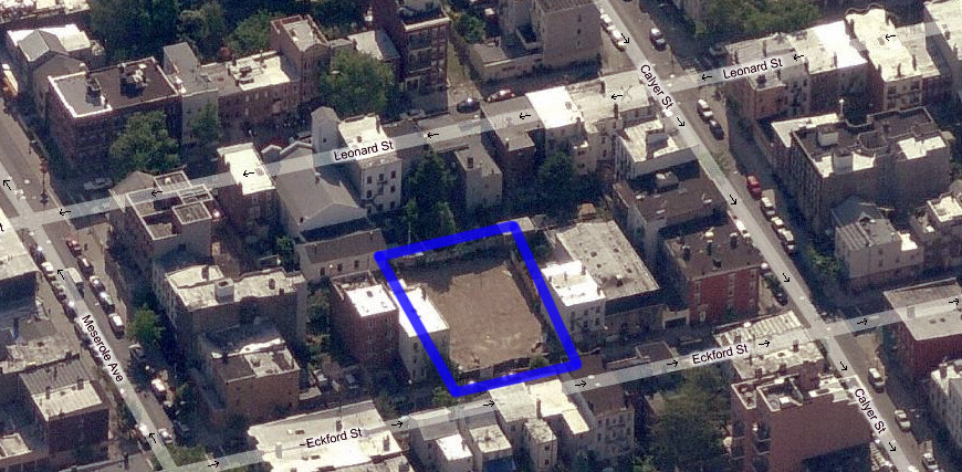 263 Eckford street, greenpoint -  sold