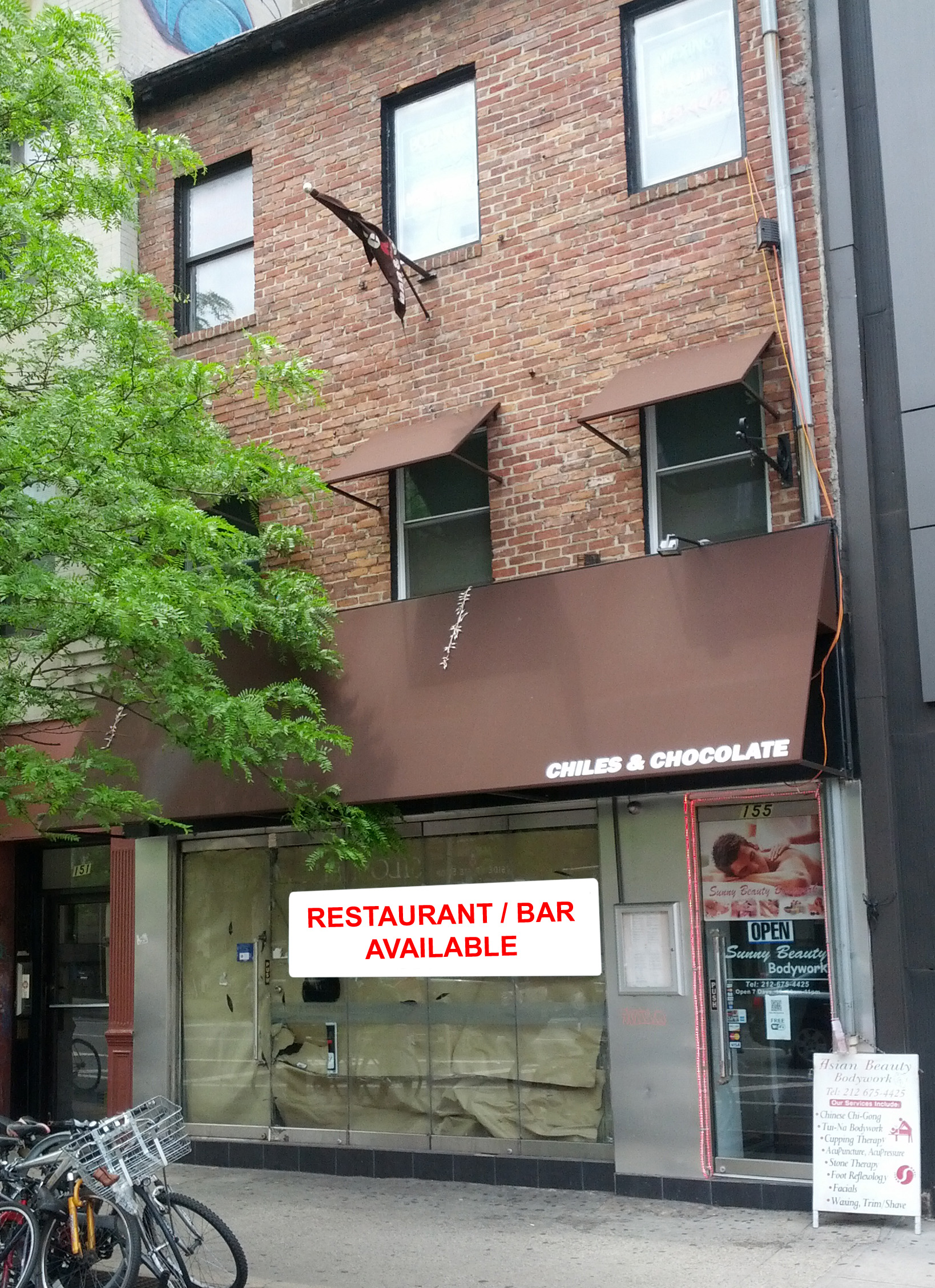 155 8th avenue, chelsea -  leased