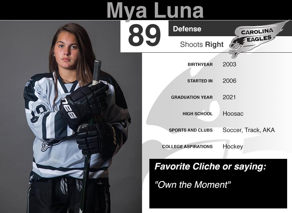 #89 Mya Luna GY 2021