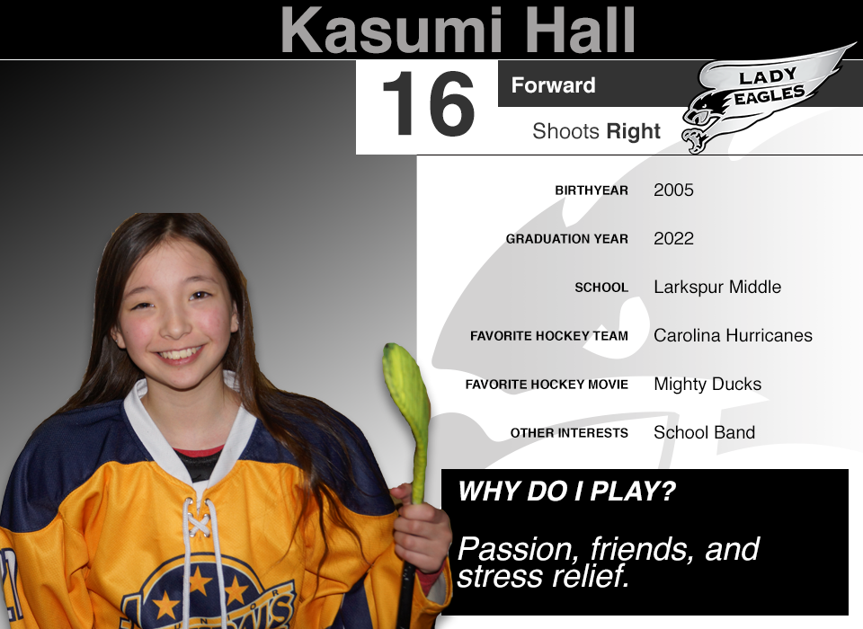 #16 Kasumi Hall