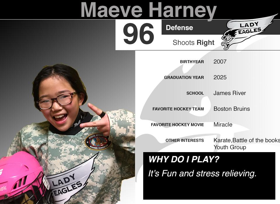 #96 Maeve Harney